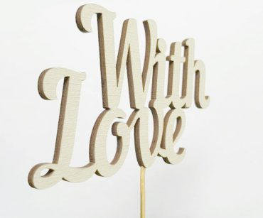 """With Love"""