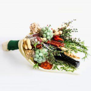 """Moto """"Fleisch ist mein Gemüse"""""""