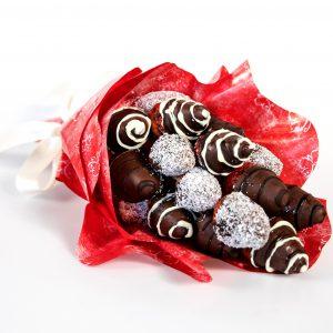 Deine Liebe + dieser Strauß ist das perfekte Geschenk für Deinen Lieblingsmenschen am Valentinstag.