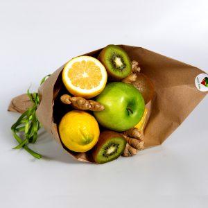 Dieser Strauß duftet erfrischend, enthält viele Vitamine und erfreut den Empfänger!