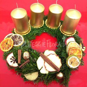 Adventskranz, Weihnachten,