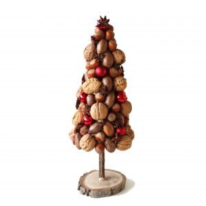 Weihnachten, Dekoration, Nussknacker, Vegan