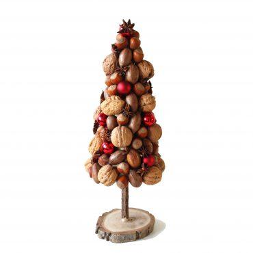 Nussknacker – der innovative Weihnachtsbaum