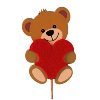 """""""Teddy mit Herz"""""""